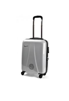 "Vespa 20"" Cabin Trolley-Silver"