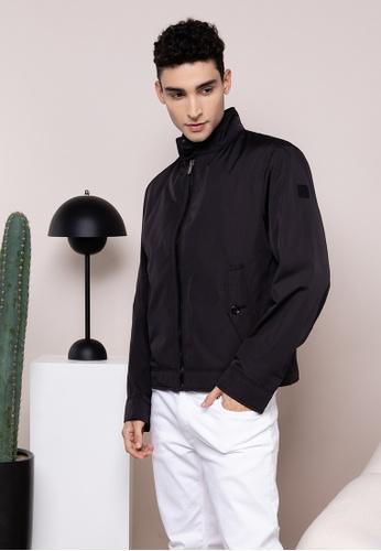 BOSS 黑色 Corva Jacket - BOSS Men A01CDAA70ACF22GS_1