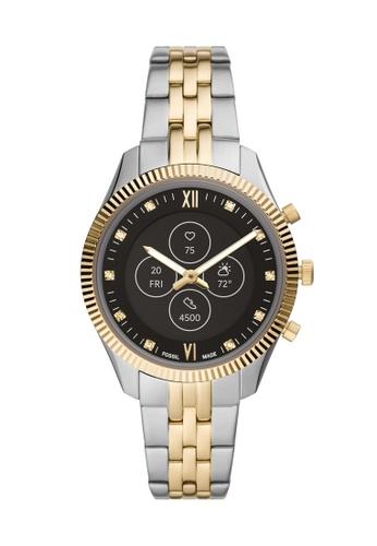 FOSSIL multi Scarlette Hybrid HR Smartwatch FTW7042 1C084AC1E5EC77GS_1