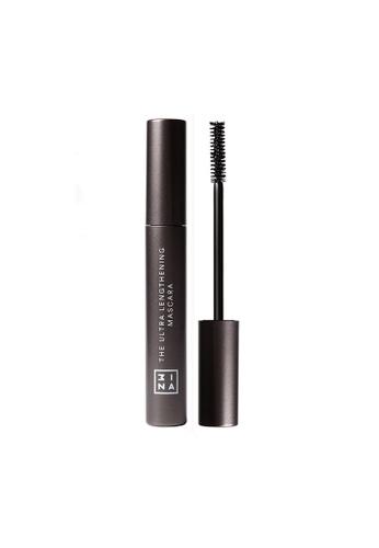 3INA black The Ultra Lengthening Mascara Black 5BF0FBE608F9B2GS_1