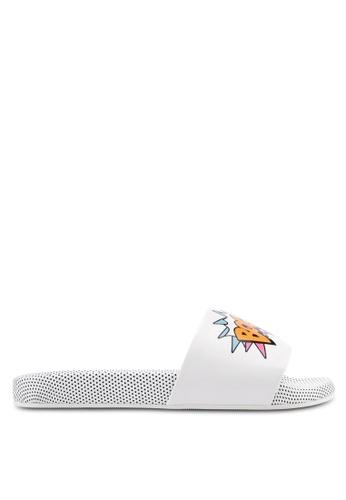 ALDO 白色 Merillyra Slides 989B5SHECE083DGS_1