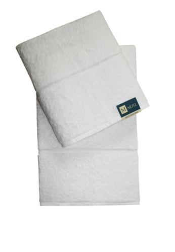 Martel white Martel Basic Big Bath 9D083HL6262D68GS_1