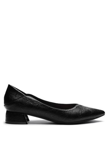 Twenty Eight Shoes 2.5CM Faux Lamp leather Pointy Pumps 333-16 22573SHF6389FEGS_1