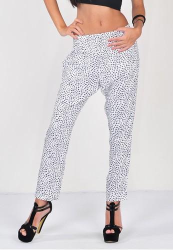 SJO & SIMPAPLY SJO's Tristone White Women's Pants