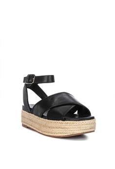 0443ef59a5 20% OFF Nine West Showrunner Espadrille Wedges Php 4,450.00 NOW Php  3,560.00 Sizes 7 8 9