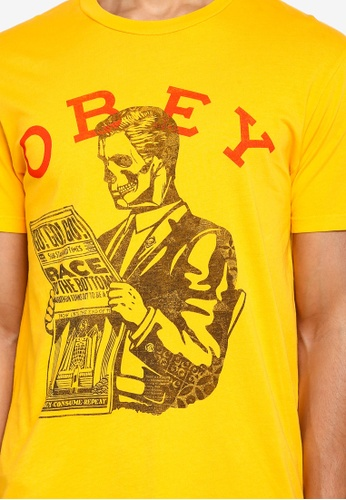 Obey Race to the Bottom Tee