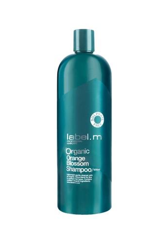 label.m label.m Organic Orange Blossom Shampoo 1000ml 7D741BE057CA09GS_1