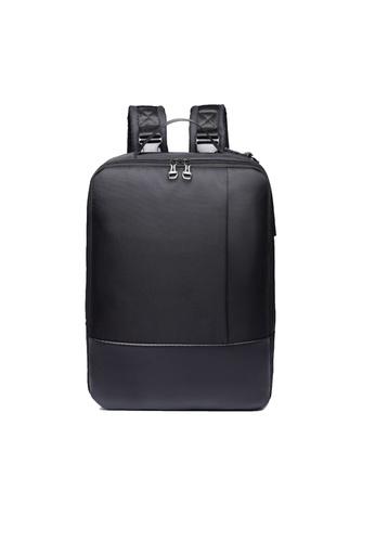 GreyPlus black Classic Minimalist 3 Way Laptop Bagpack 16.5 inch GR720AC0FEI7SG_1