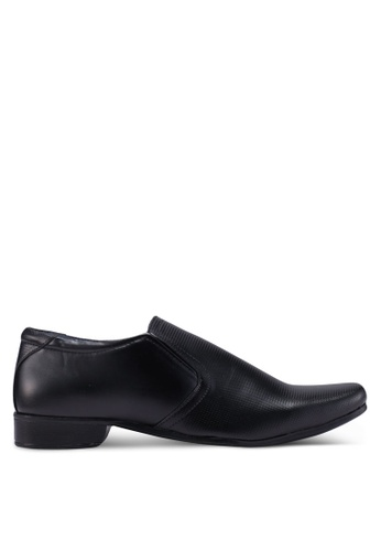 Bata black Slide-On Dress Shoes 0C159SH2D54F09GS_1