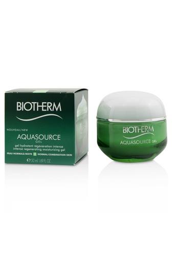 Biotherm BIOTHERM - Aquasource Gel Intense Regenerating Moisturizing Gel - For Normal/ Combination Skin 50ml/1.69oz DD8A9BE378CCC2GS_1