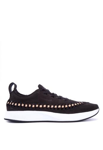 Nike black Nike Dualtone Racer Woven Shoes 354FBSHD223A1CGS_1