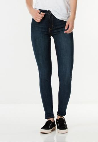 f730fd204d6b8 Buy Levi s 721 High Rise Skinny Jeans Online on ZALORA Singapore