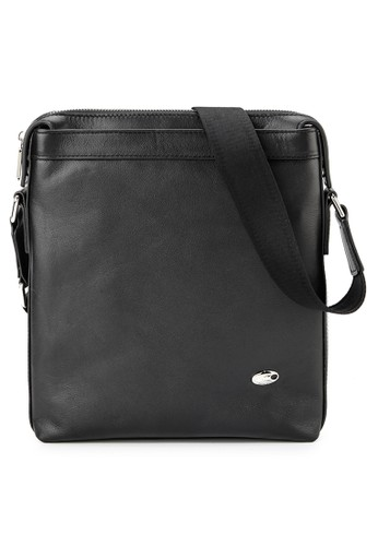 PIERRE CARDIN black Sling Bag B91D4AC6ACE0D9GS_1
