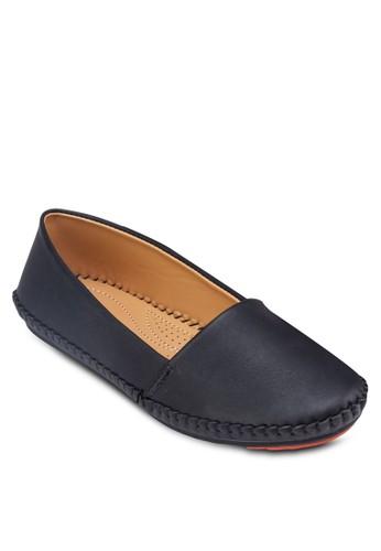 簡約休閒平底鞋、 女鞋、 船型鞋Noveni簡約休閒平底鞋最新折價