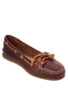 Audrey Boat Shoes