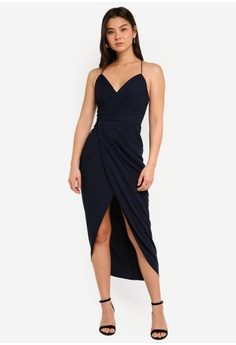 230173ae0ae 61% OFF Forever New Charlotte Drape Maxi Dress S  173.00 NOW S  66.90  Available in several sizes