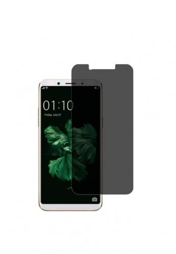 MobileHub black Privacy Anti-Spy Tempered Glass for Oppo F5 C0CFCAC467DA65GS_1