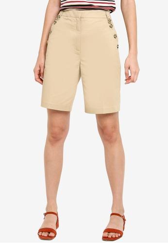 cb797d63f5 Buy OVS Cotton Shorts With High Waist | ZALORA HK
