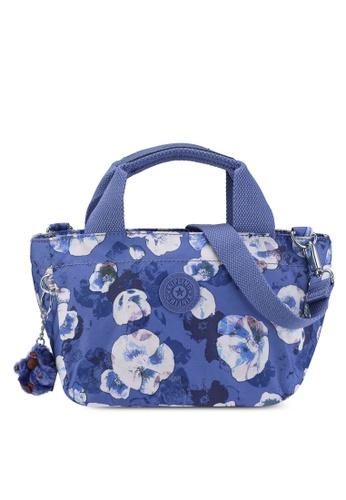 Kipling blue and multi Sugar S II Crossbody Bag 53540AC4BF178AGS_1