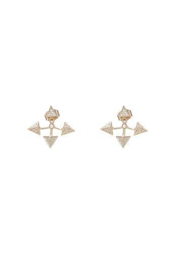 Wander Co Gold Tri Pyramid Earrings Wa415ac0rf5wmy 1