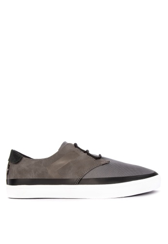 Levi's grey Black Tab Low Sneakers LE892SH0KDBNPH_1