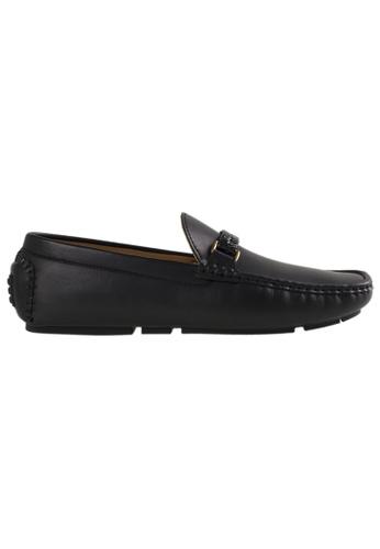 Tomaz black Tomaz C297 Braided Loafers (BLACK) A319FSHE4F12A1GS_1