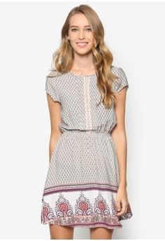 Nadia Short Sleeve Dress
