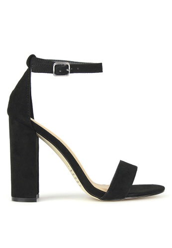 Betts black Ollie Block Heels 6C259SH94BB2ACGS_1