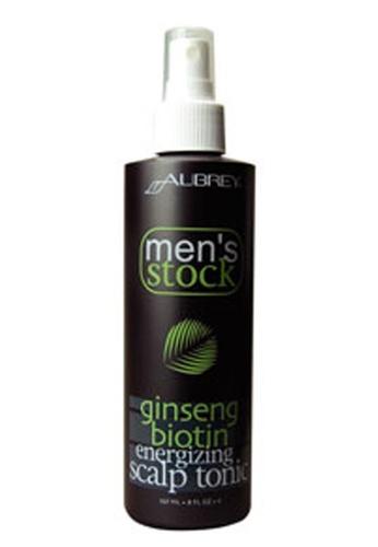 Aubrey Organics Aubrey Organics Men's Stock Ginseng Biotin Energizing Scalp Tonic AU525BE05WOOMY_1