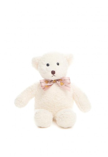 Teddy House white ANDY BEAR 8 INCHI WHITE 9494DKC54CFD5BGS_1