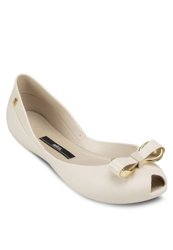 Queen IV 蝴蝶結平底鞋, esprit 品牌女鞋, 芭蕾平底鞋