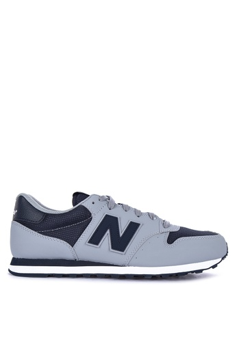 New Balance grey GM500 Lifestyle Sneakers 2D912SH43C9D5EGS_1