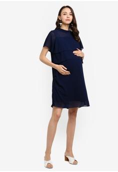 44501e9d6f36f 19% OFF Mama.licious Jana June Woven Dress HK$ 519.00 NOW HK$ 419.90 Sizes  S M L XL