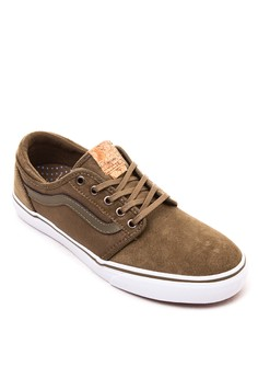 Trig (Cork) Lace-up Sneakers