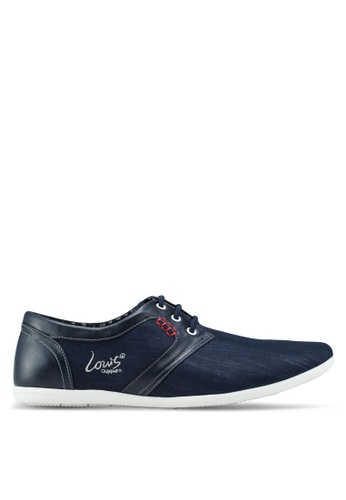 Louis Cuppers 海軍藍色 Louis Cuppers Shoes C8FD4SH02031C1GS_1