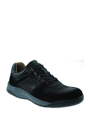 Hush Puppies black Summit Lace up M AC347SH2E6FFEDGS_1