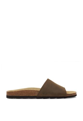 ROC Boots Australia brown Bhutan Brown Sandal RO289SH14BRDSG_1