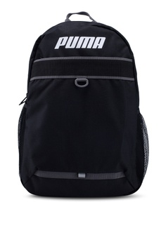 8512bef9404df PUMA black PUMA Plus Backpack C78A4AC153E3F9GS 1