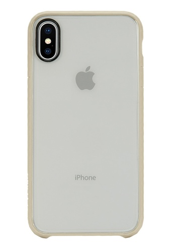 Incase gold Incase INPH190382-GLD Pop Case for iPhone X - Clear/Gold AE56DACB78292CGS_1