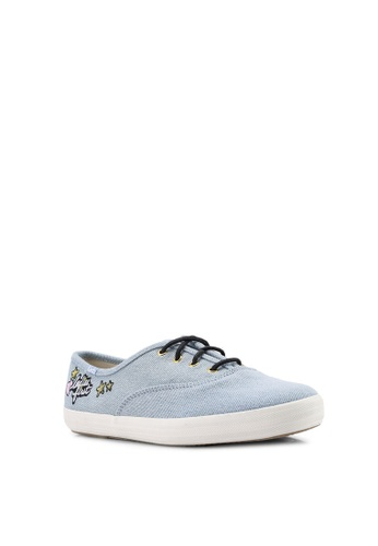 2cd5fb97cea29 Buy Keds Champion Applique Sneakers Online