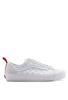 5ad6b176d64afd VANS white Style 36 Decon SF Leila Hurst Sneakers 6EC7BSHB40104DGS 1