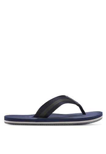 ALDO navy Paywen Sandals 024EASH092E471GS_1