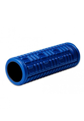 LIVE UP AND LIVE PRO. blue Fitness Foam Roller (Pink & Blue) 85FBESE4928ED7GS_1