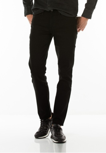 Levi's black Levi's 511 Slim Fit Jeans LE815AA0RS5PMY_1