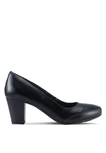 Bata black Adelaide Heels 7B918SHF5720D9GS_1