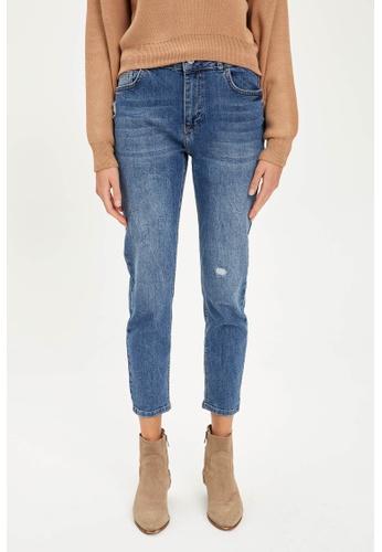 DeFacto blue Woman Denim Trousers 23562AA66AF713GS_1