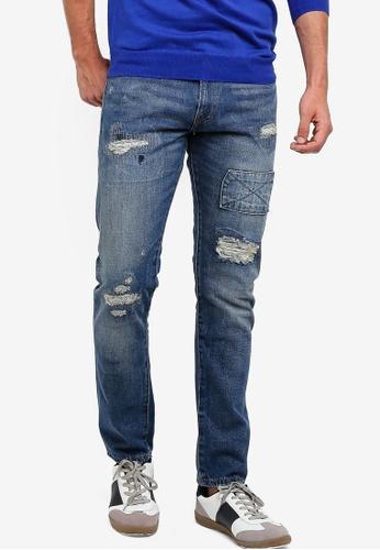 f6e5e6ef8aaf Shop Polo Ralph Lauren 5 Pocket Stretch Denim Jeans Online on ZALORA  Philippines