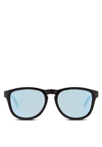Soho 粗方框反光太陽眼鏡,esprit童裝門市 飾品配件, 飾品配件