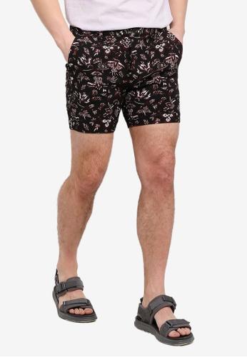 b16125f8ce Buy Topman Floral Tapest Print Shorts Online on ZALORA Singapore