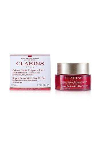 Clarins CLARINS - Super Restorative Day Cream 50ml/1.7oz 747C2BEC595344GS_1